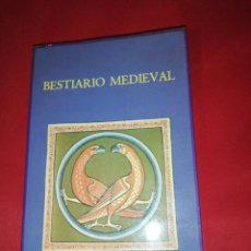 Libros de segunda mano: BESTIARIO MEDIEVAL, SIRUELA 1986. Lote 165558214