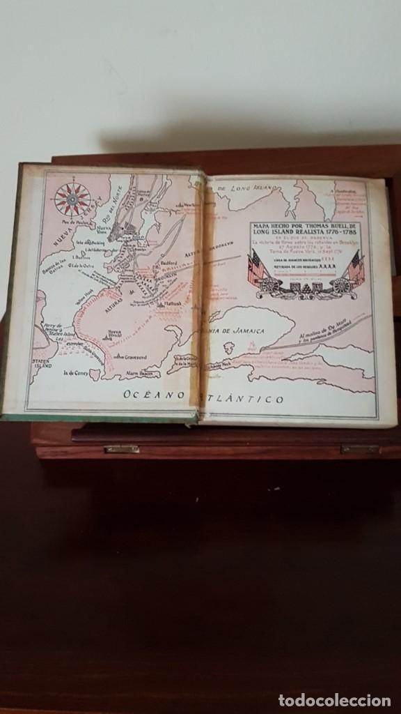Libros de segunda mano: OLIVERIO WISWELL - KENNETH ROBERTS - EDICIONES LAURO. 1944 - Foto 3 - 166164406