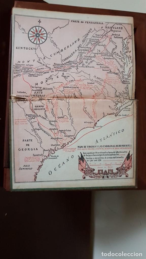 Libros de segunda mano: OLIVERIO WISWELL - KENNETH ROBERTS - EDICIONES LAURO. 1944 - Foto 9 - 166164406