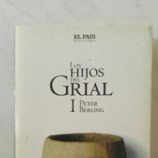 Libros de segunda mano: LOS HIJOS DEL GRIAL I. Lote 167074644
