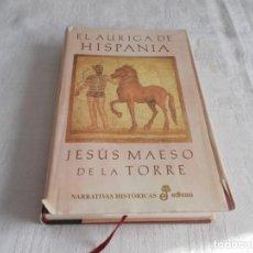 Libros de segunda mano: EL AURIGA DE HISPANIA. Lote 167223696
