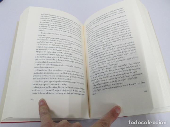 Libros de segunda mano: SOMA MORGENSTERN. HUIDA EN FRANCIA. UN RELATO NOVELADO. EDICION PRE-TEXTOS. 2005 - Foto 12 - 167911500
