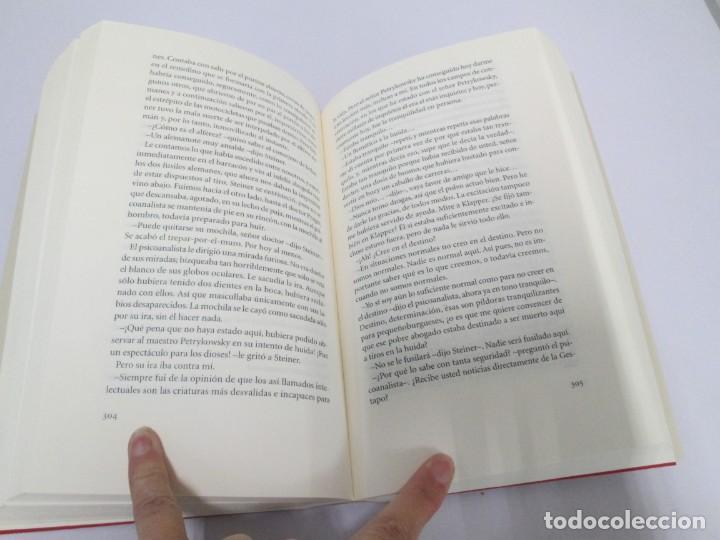 Libros de segunda mano: SOMA MORGENSTERN. HUIDA EN FRANCIA. UN RELATO NOVELADO. EDICION PRE-TEXTOS. 2005 - Foto 13 - 167911500