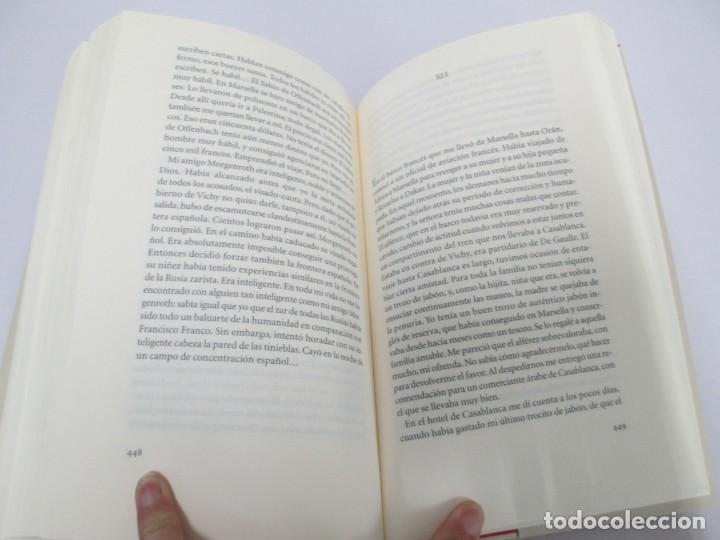 Libros de segunda mano: SOMA MORGENSTERN. HUIDA EN FRANCIA. UN RELATO NOVELADO. EDICION PRE-TEXTOS. 2005 - Foto 14 - 167911500