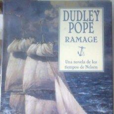 Libros de segunda mano - DUDLEY POPE - RAMAGE (Una Novela de los Tiempos de Nelson) - 168146336