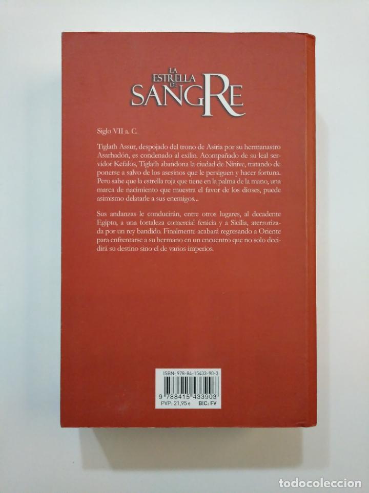 Libros de segunda mano: LA ESTRELLA DE SANGRE. NICHOLAS GUILD. PAMIES. TDK375 - Foto 2 - 168224237