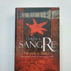 Libros de segunda mano: LA ESTRELLA DE SANGRE. NICHOLAS GUILD. PAMIES. TDK375. Lote 168224237