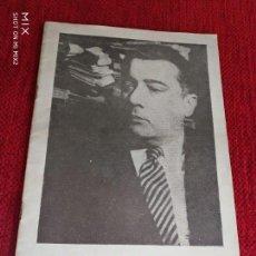 Libros de segunda mano: JOSÉ LEZAMA LIMA LOS SIGNOS DE LA ISLA 1985 HAVANA. Lote 168344596