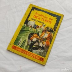 Libros de segunda mano: AVENTURAS DE DICK TURPIN 1959. Lote 168381228