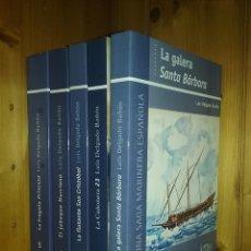 Libri di seconda mano: UNA SAGA MARINERA ESPAÑOLA, LUIS DELGADO BAYON, NOVELA HISTORICA, EDITORIAL AGLAYA. Lote 168397896