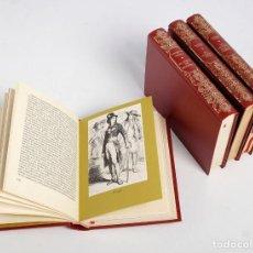Libros de segunda mano: 4 LIBROS DE LA COLECCIÓN GRANDES NOVELAS HISTÓRICAS. ED. FERNI. 1971/72. Lote 168561256