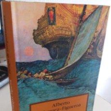 Libros de segunda mano: TIEMPO DE CONQUISTADORES - VÁZQUEZ-FIGUEROA, ALBERTO. Lote 169966448