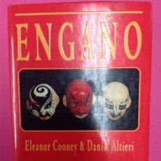 Libros de segunda mano: ENGAÑO - ELEANOR COONEY Y DANIEL ALTIERI - INTEGRAL - 1994. Lote 170266086