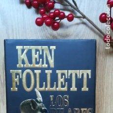 Libros de segunda mano: KEN FOLLET. LOS PILARES DE LA TIERRA.. Lote 170435968