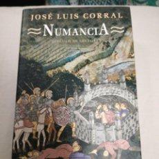 Libros de segunda mano: LIBRO ... NUMANCIA ... JOSE LUIS CORRAL. Lote 170932785