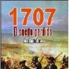 Libros de segunda mano: 1707. EL SUEÑO PERDIDO AUTOR: JUAN RAMÓN BARAT. Lote 171729042