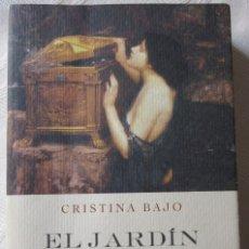 Libros de segunda mano: EL JARDÍN DE LOS VENENOS - CRISTINA BAJO. Lote 173426822