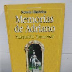 Libros de segunda mano: MEMORIAS DE ADRIANO. Lote 173898740
