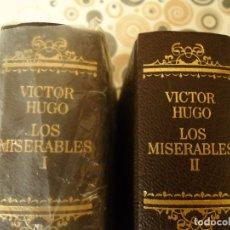 Libros de segunda mano: LOS MISERABLES. Lote 174098123