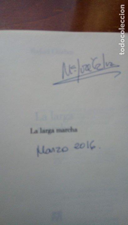 Libros de segunda mano: La larga marcha Rafael Chirbes - Foto 4 - 174178470