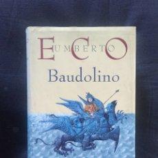 Libros de segunda mano: BAUDOLINO HUMBERTO ECO. Lote 175628928