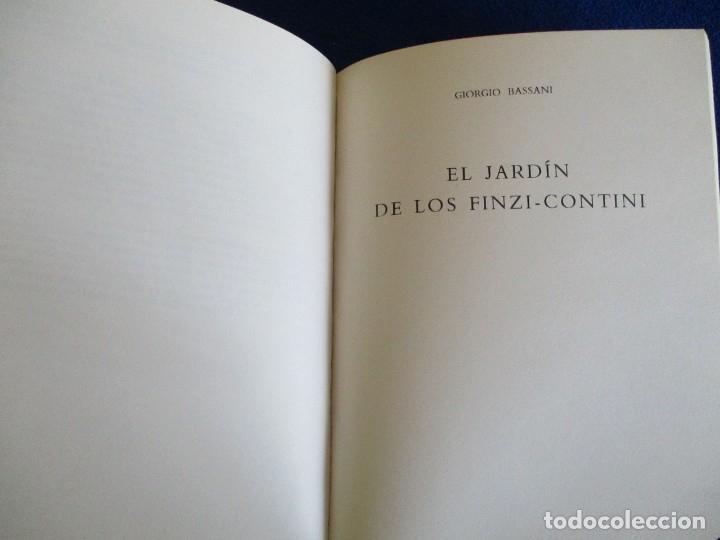 Libros de segunda mano: Cabaret y El Jardin de los Finzi-Contini - Foto 8 - 175817023