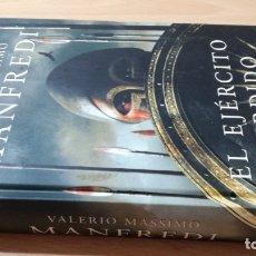 Libros de segunda mano: EL EJERCITO PERDIDO - VALERIO MASSIMO MANFREDI - DEBOLSILLO/ I-504. Lote 176028102