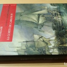 Libros de segunda mano: TRAFALGAR - LA CORTE DE CARLOS IV - EPISODIOS NACIONALES - GALDOS - ESPASA. Lote 194884190