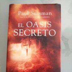 Libros de segunda mano: EL OASIS SECRETO. Lote 176090435