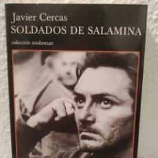 Libros de segunda mano: SOLDADOS DE SALAMINA. Lote 176376778