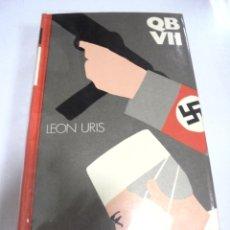 Libros de segunda mano: QB VII. LEON URIS. CIRCULO DE LECTORES. 1973. Lote 176799199