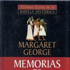 Libros de segunda mano: MEMORIAS DE CLEOPATRA. LA REINA DEL NILO. MARGARET. GEORGE. PLANETA AGOSTINI. 2001.. Lote 176822102