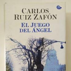 Libros de segunda mano: EL JUEGO DEL ANGEL DE CARLOS RUIZ ZAFON. Lote 177387788