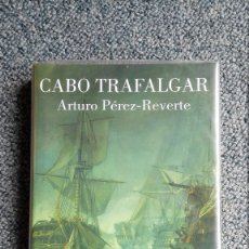 Libros de segunda mano: CABO TRAFALGAR – ARTURO PEREZ REVERTE - ARTURO PEREZ REVERTE. Lote 177760368