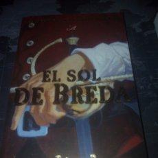 Libros de segunda mano: EL SOL DE BREDA ARTURO PÉREZ REVERTE EL CAPITAN ALATRISTE. Lote 178227966