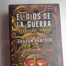 Libros de segunda mano: EL DIOS DE LA GUERRA. LAS NOCHES DE LA BRUJA. Lote 178243251