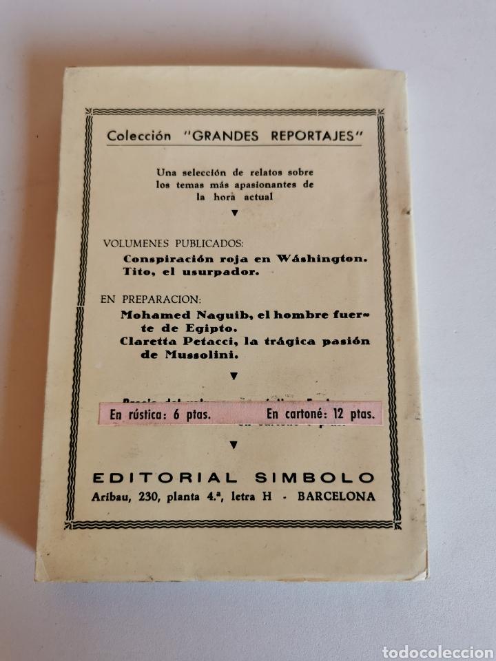 Libros de segunda mano: TITO, el USURPADOR - SERGIO CAPLAN (1954) - Foto 2 - 178827973