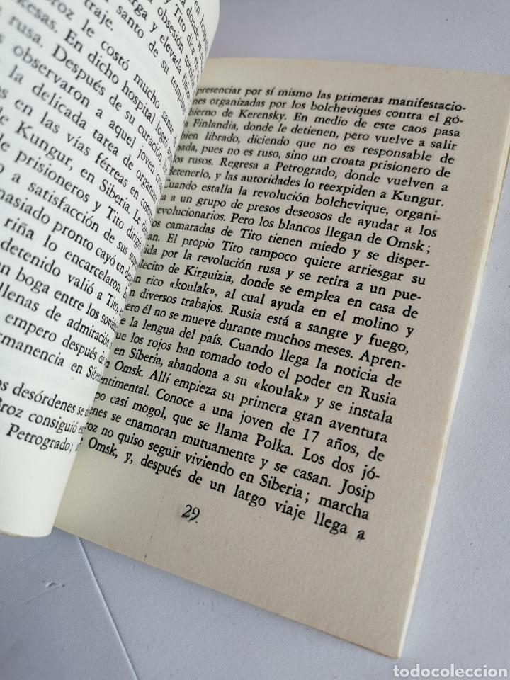 Libros de segunda mano: TITO, el USURPADOR - SERGIO CAPLAN (1954) - Foto 3 - 178827973