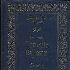 Libros de segunda mano: CRONICA DEL REY PASMADO, GONZALO TORRENTE BALLESTER. Lote 179342970