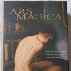 Libros de segunda mano: ARS MAGICA - NEREA RIESGO. Lote 180133885