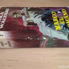 Libros de segunda mano: MARCO EL ROMANO, MIKA WALTARI. COLECCION RENO GP EDITORIAL 1962. Lote 180147882