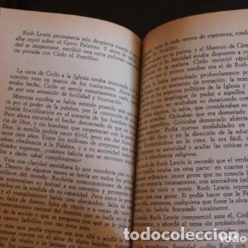 Libros de segunda mano: las sandalias del pescador - Foto 3 - 180271881