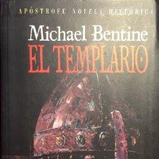 Libros de segunda mano: EL TEMPLARIO. MICHAEL BENTINE.. Lote 180493567