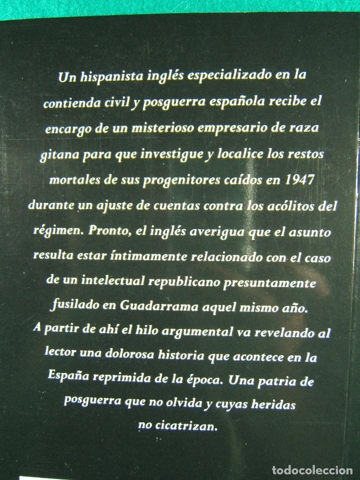 Libros de segunda mano: LA PATRIA DE LOS OLVIDADOS-ANTONIO TORAL-LA ESPAÑA DE LA POSGUERRA- 2008-1ª EDICION EN ESPAÑOL. - Foto 2 - 180987216