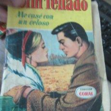 Libros de segunda mano: ME CASÉ CON UN CELOSO, CORÍN TELLADO. N.1111-636. Lote 181011641