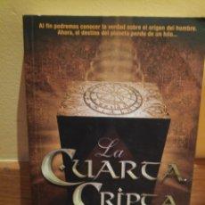Libros de segunda mano: LA CUARTA CRIPTA ROBERT DOHERTY. Lote 181438557