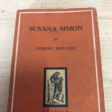 Libros de segunda mano: SUSANA SIMON. Lote 181986735