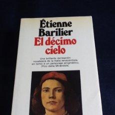 Libros de segunda mano: EL DECIMO CIELO. ETIENE BARILIER. Lote 182434217
