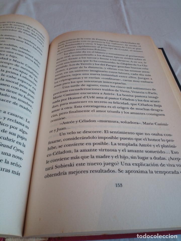 Libros de segunda mano: 46-REINA POR AMOR, Genevieve Chauvel, 2001 - Foto 7 - 182546463