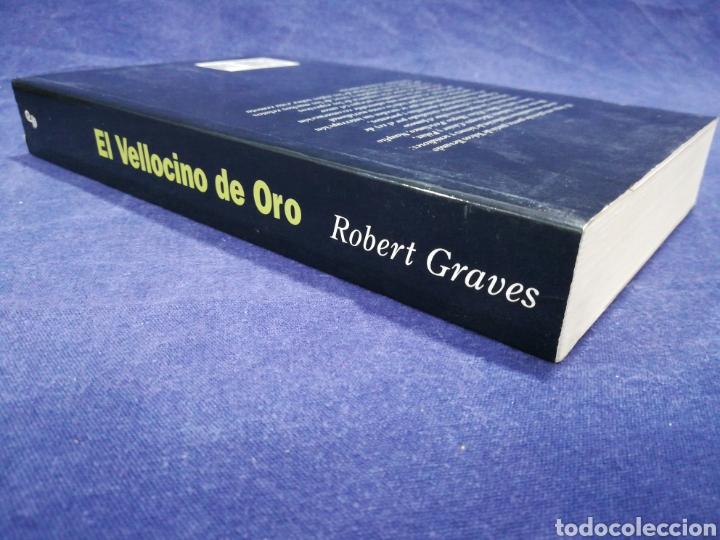 Libros de segunda mano: EL VELLOCINO DE ORO. LA EXTRAORDINARIA EPOPEYA DE LOS ARGONAUTAS - ROBERT GRAVES - EDHASA - Foto 3 - 182759077